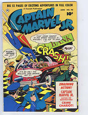 Captain Marvel Jr. #98 Fawcett 1951