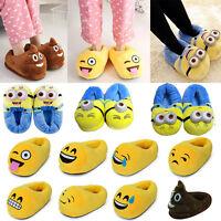 3D Emoji Minions Plüsch HAUSSCHUHE  Ich einfach unverbesserlich 2 Innen Schuhe