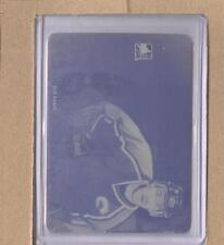 Joe Sakic CH-10 2014-15 In The Game Ultimate Cup Heroes Black Printing Plate 1/1