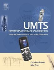 UMTS Network Planning and Development : Design and Implementation of the 3G...