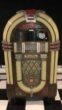 vintage jukebox machine Wurlitzer