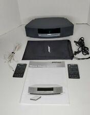 New listing *Mint* Bose Awrcc1 Wave Music System Radio Am/Fm Cd Player W/2 Remotes
