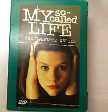 My So-Called Life Complete Series Dvd 2002 5-Disc Set Claire Danes Jared Leto