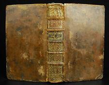 1738 Théatre de Corneille tome quatre chez Gissey Oedipe Pertharite Nicomède ...