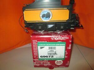 LGB 69672 Power Tender Coal Car/Sound G Scale Train in Original Box