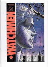 Watchmen #2 October 1986 Alan Moore Dave Gibbons landmark series