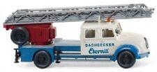 """Wiking 086235 - Hebebühnenwagen (Magirus) """"Dachdecker Eternit""""(1:87)_NEU/OVP"""