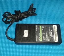 AC ADAPTER ORIGINAL SONY VGP-AC19V14 19.5V 4.7A FOR SONY VAIO LAPTOPS