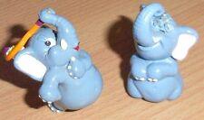2 Ü-Ei-Figuren aus der Serie Die Funny Fanten im Cluburlaub von 1995