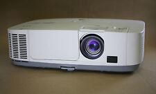 NEC NP-P350W LCD Beamer Projektor HDMI 3500 ANSI Lumen