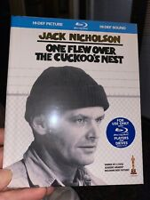 One Flew over The Cuckoo's Nest New Sealed!Rare OOP!Blu ray Digibook  Nicholson