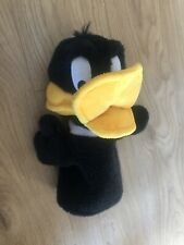 Warner bros Daffy Duck Puppet