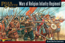 WARS OF RELIGION INFANTRY REGIMENT Warlord Games Pike & Shotte 28mm