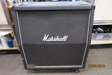 MARSHALL JCM 900 LEAD 1960A 4X12 ANGLED SPEAKER CABINET 300 WATT