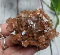 "2.3"" ARAGONITE Specimen Cluster C4 Crystal Reiki Charged 4.3oz *Read Below*"