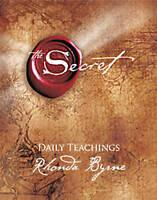 The Secret Daily Teachings by Rhonda Byrne (English) Hardcover Book