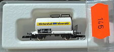Wintershall Huile minérale,Les wagons-citernes col  86705 Märklin 8612 Z 1/220
