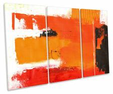 Orange Original Abstract Art Prints