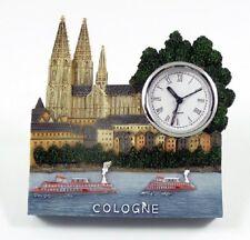 Montre Köln Vue Cathédrale 3D RELIEF TRAVAIL Cologne SOUVENIR ALLEMAGNE