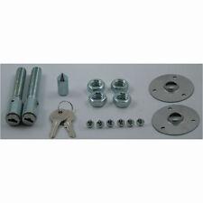 Bonnet Pin Kit Locking with Keys Hood Pin Kit 48-84