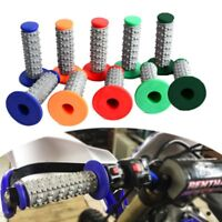 22mm Skull Hand Grips for Motorcycle Yamaha TTR110 TTR125 Dirt Pit Trail bike