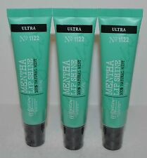 3 BATH & BODY WORKS LIPLICIOUS CO BIGELOW ULTRA MENTHA LIP SHINE GLOSS NO 1122