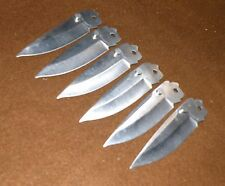 """Wholesale Lot of 24 Schrade Folding Knife Blade w/Thumb S463 Stud 4"""" Overall USA"""