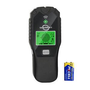 WandScanner 5 in 1 Stud Finder Metalldetektor Kabelfinder mit Batterie VD U7C7