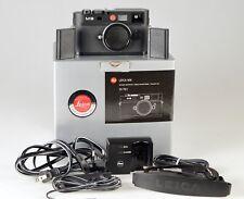 Leica M M8 10.3MP Digital Camera - Black (Body Only)