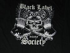 2015 Black Label Society Wino Concert Tour T Shirt ( men's 2XL ) UNWORN