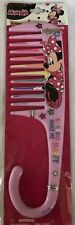 Minnie Mouse Disney Junior Comb Pink Rainbow