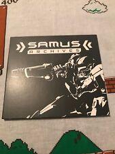 Metroid: Samus Returns - Samus Archives