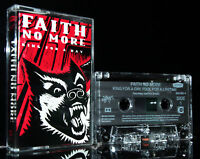 FAITH NO MORE - KING FOR A DAY ... 1995  original MC Kassette cassette tape