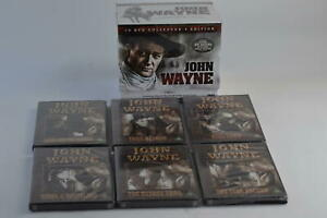 The John Wayne  Collectors 10 DVD Collection Box Set & 6 Extra Films New Sealed