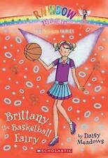 Brittany the Basketball Fairy (Rainbow Magic: Sports Fairies #4) - GOOD