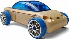 Automoblox S-9 Sedan Wooden Car used with Box  985001