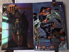 The Magdalena #3 (Image) DF Dynamic Forces Variant + Monster Mart GOLD LTD 2000