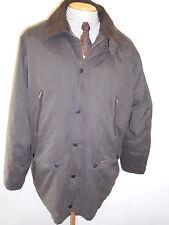 "Barbour T267 Epsom Microfibre fleece lined jacket XL 46-48"" Euro 56-58 in Brown"