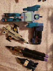 Transformers Vintage G1 Junk Lot  #7