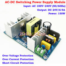 AC-DC Converter AC 110V 220V 230V to DC 24V 6A 150W Power Switching Transformer