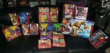 Transformers Lot 17 fig lot sealed * Will be shipped out after 10/28/21 *