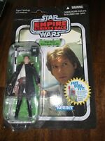 Star Wars Kenner Action Figure Han Solo Empire Strikes Back 2010 Sealed