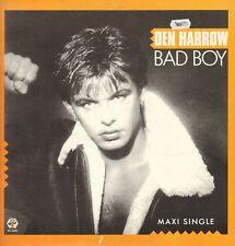 Den Harrow – Bad Boy - Baby Records – BR 54063 - Ita 1985
