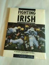 Fighting Irish : A Century of Notre Dame Football Joseph Doyle (HC, Like New)