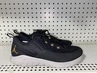 Nike Air Jordan Trainer Prime Boys Athletic Running Shoes Size 6.5Y Black Gold