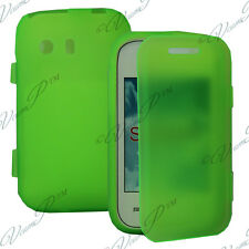 Case Cover Walet Flap Book GREEN Samsung Galaxy Y Neo GT-S5360/ S5369i