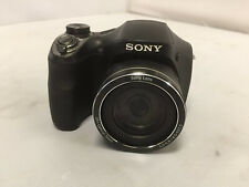 Sony Cyber-Shot DSC-H300 Black Digital Camera - 20.1 MP