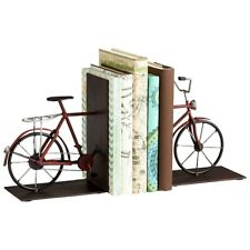 Cyan Design Pedal Bookends, Multi Colored - 06649