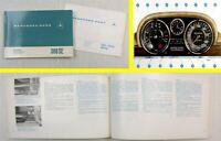 Mercedes Benz 300 SE SEb W108 Betriebsanleitung Bedienungsanleitung + Ergänzung