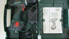 Original Bosch PSR 12 VE-2 Akku-Bohrschrauber mit Ladegerät und Box